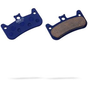 BBB DiscStop Brake Pads Formula Cura 4 blue